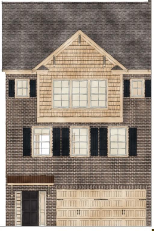 1935 Appaloosa Mill Circle #15, Buford, GA 30519 (MLS #6046523) :: The Bolt Group