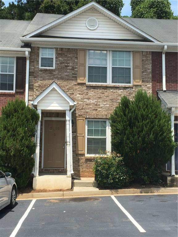3615 Ginnis Court #5, Atlanta, GA 30331 (MLS #6048272) :: The Zac Team @ RE/MAX Metro Atlanta