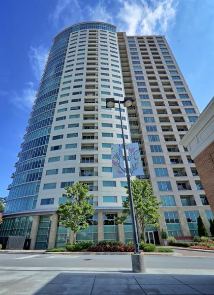 4561 Olde Perimeter Way #1807, Atlanta, GA 30346 (MLS #6048540) :: RE/MAX Prestige