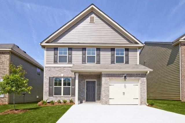 11824 Lovejoy Crossing Boulevard, Hampton, GA 30228 (MLS #6050032) :: RE/MAX Prestige