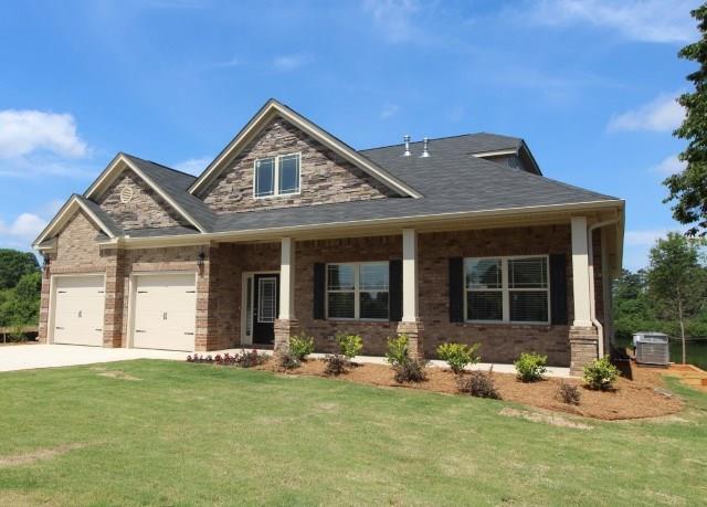137 Shenandoah Drive, Mcdonough, GA 30252 (MLS #6050133) :: The Russell Group