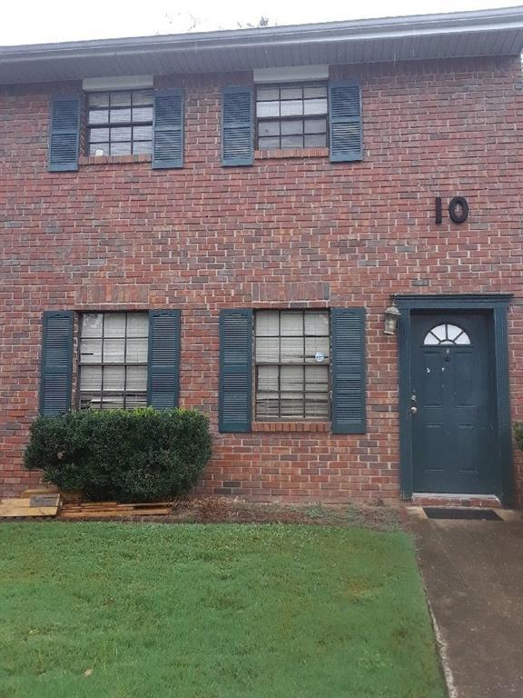 6354 Shannon Parkway 10B, Union City, GA 30291 (MLS #6053302) :: Kennesaw Life Real Estate