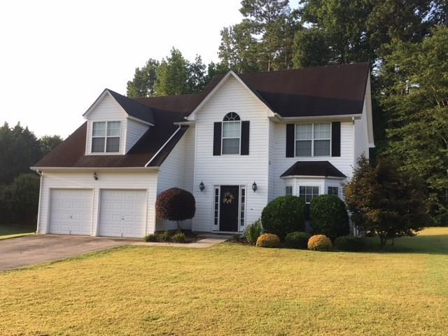 322 Silverleaf Lane, Dallas, GA 30157 (MLS #6053761) :: Iconic Living Real Estate Professionals