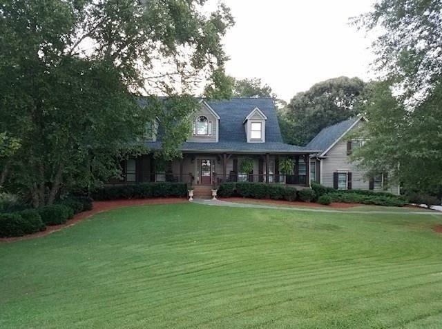 142 Danielle Drive, Dallas, GA 30157 (MLS #6057030) :: Kennesaw Life Real Estate