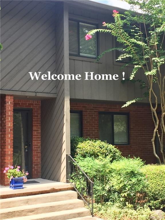 1624 Briarcliff Road NE #2, Atlanta, GA 30306 (MLS #6058565) :: The Zac Team @ RE/MAX Metro Atlanta
