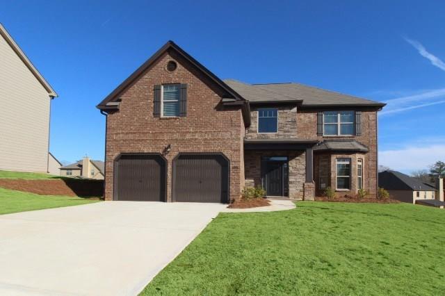974 Matt Springs Court, Lawrenceville, GA 30045 (MLS #6060865) :: RCM Brokers