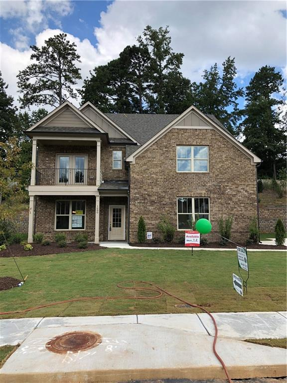 1680 Chadwick Drive, Lawrenceville, GA 30043 (MLS #6063092) :: The Cowan Connection Team