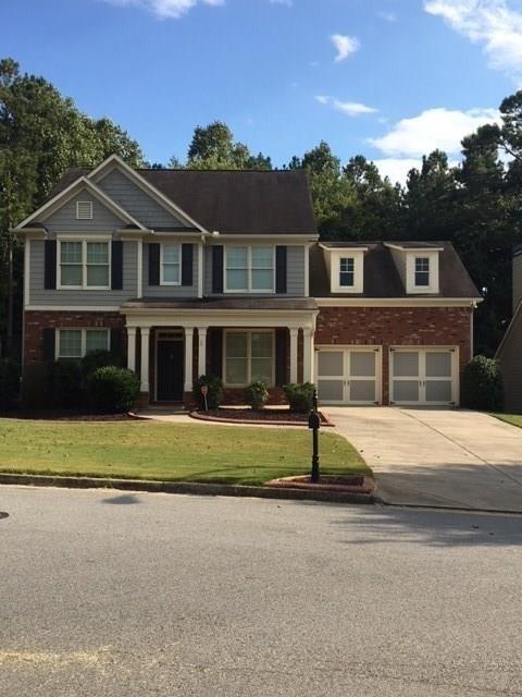 252 Royal Sunset Drive, Dallas, GA 30157 (MLS #6065260) :: North Atlanta Home Team