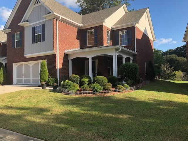 4463 Pond Edge Road, Snellville, GA 30039 (MLS #6066707) :: The Cowan Connection Team