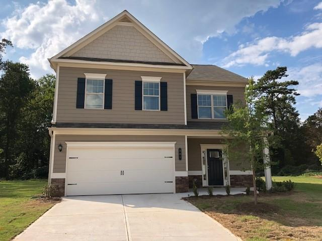 105 Jackson Way, Holly Springs, GA 30115 (MLS #6068402) :: The Russell Group