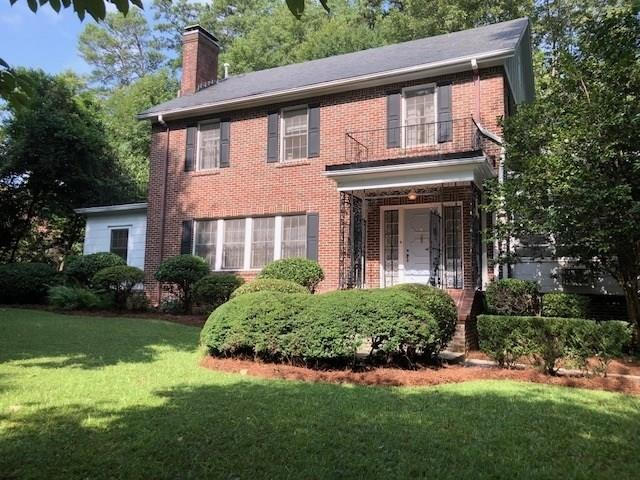 1146 Oakdale Road NE, Atlanta, GA 30307 (MLS #6071046) :: North Atlanta Home Team