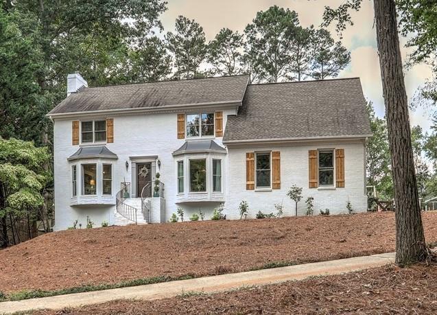 475 Hembree Hollow, Roswell, GA 30075 (MLS #6071910) :: North Atlanta Home Team