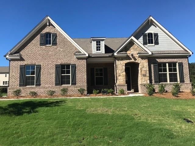 4465 Brookview Drive, Cumming, GA 30041 (MLS #6072402) :: The Russell Group