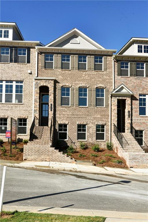 1304 Harris Way #46, Brookhaven, GA 30319 (MLS #6072525) :: North Atlanta Home Team