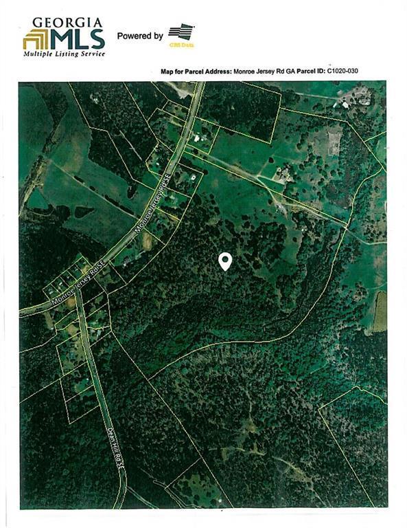0 Monroe Jersey Road, Monroe, GA 30655 (MLS #6073180) :: The Bolt Group