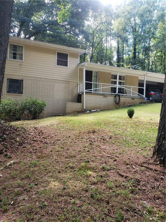 4131 Janice Drive, Atlanta, GA 30344 (MLS #6073928) :: Iconic Living Real Estate Professionals