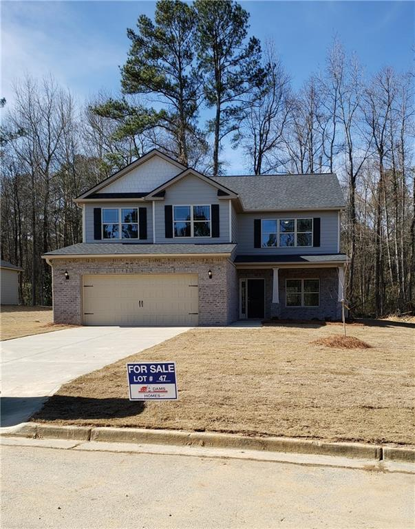 3197 Bellingham Way, Lithia Springs, GA 30122 (MLS #6075904) :: The Zac Team @ RE/MAX Metro Atlanta