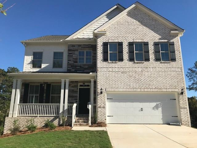 372 Hillgrove Drive, Holly Springs, GA 30114 (MLS #6081975) :: RE/MAX Paramount Properties