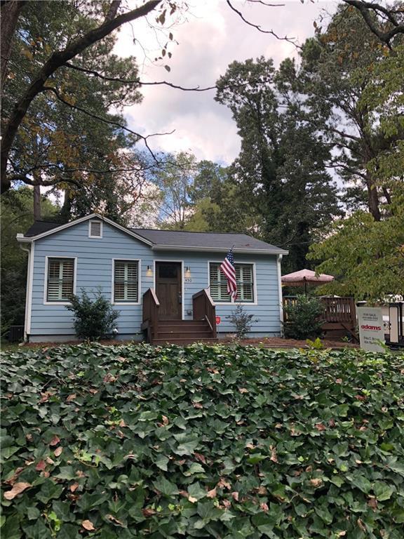 450 Pine Drive, Pine Lake, GA 30072 (MLS #6082985) :: The Cowan Connection Team
