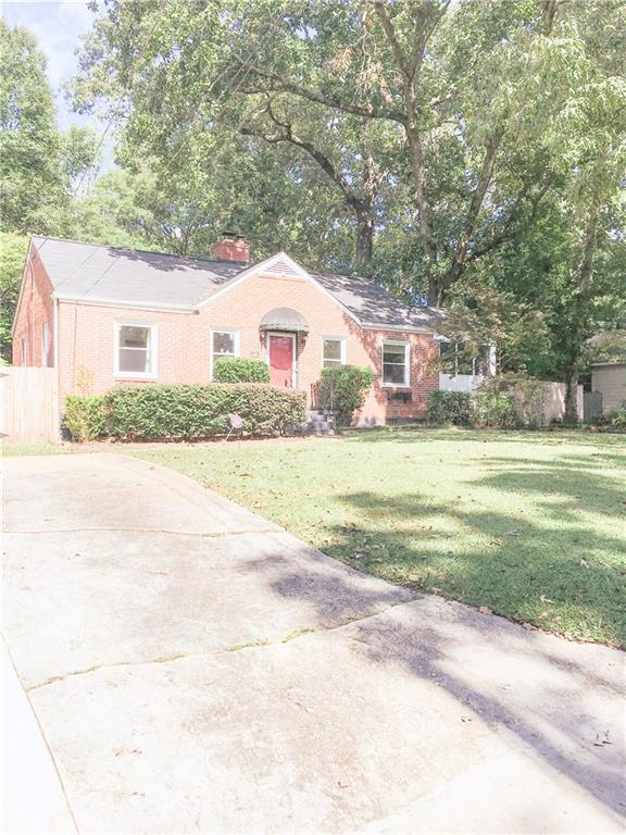 2900 Midway Road E, Decatur, GA 30030 (MLS #6085545) :: The Bolt Group