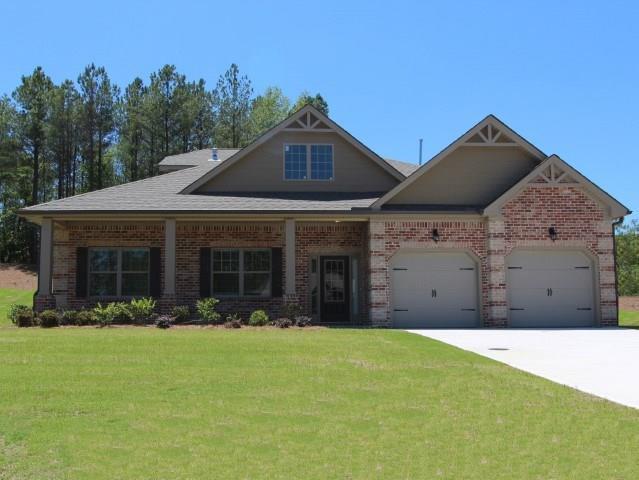 129 Shenandoah Drive, Mcdonough, GA 30252 (MLS #6088319) :: RE/MAX Paramount Properties