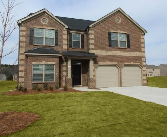 2368 Conell Circle, Mcdonough, GA 30253 (MLS #6088848) :: The Hinsons - Mike Hinson & Harriet Hinson