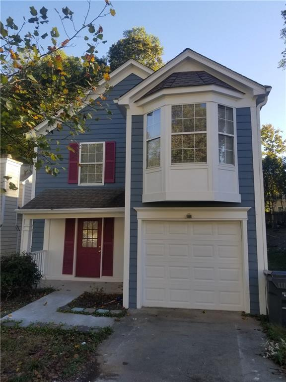 1201 Holly Circle, Lawrenceville, GA 30044 (MLS #6090426) :: The Cowan Connection Team