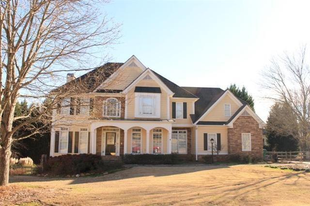 1421 Echo Mill Drive, Powder Springs, GA 30127 (MLS #6092112) :: North Atlanta Home Team