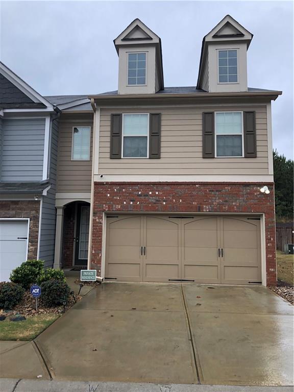 5707 Radford Loop #19, Fairburn, GA 30213 (MLS #6092570) :: RE/MAX Paramount Properties