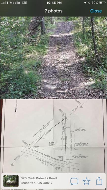 625 Curk Roberts Road, Braselton, GA 30517 (MLS #6093880) :: Path & Post Real Estate