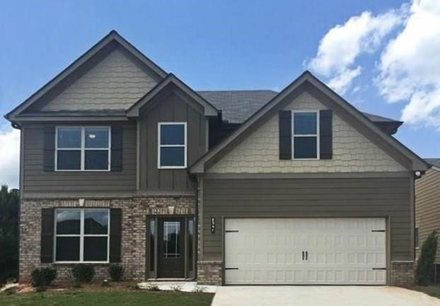 122 Park Point, Flowery Branch, GA 30542 (MLS #6095463) :: The Hinsons - Mike Hinson & Harriet Hinson