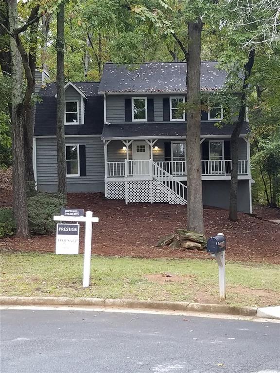 4918 Shamrock Court SW, Mableton, GA 30126 (MLS #6095779) :: RE/MAX Paramount Properties