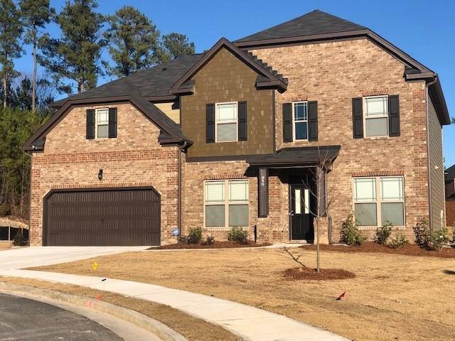 1602 Matt Springs Drive, Lawrenceville, GA 30045 (MLS #6104706) :: North Atlanta Home Team