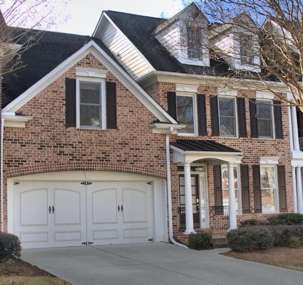 3504 Village Green Drive #3504, Roswell, GA 30075 (MLS #6107731) :: Rock River Realty