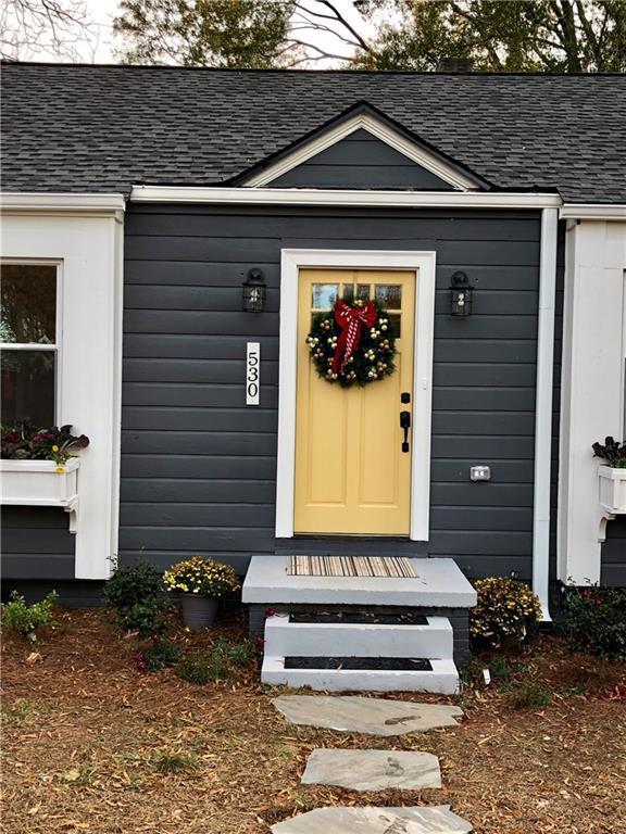 530 Waterman Street SE, Marietta, GA 30060 (MLS #6107777) :: North Atlanta Home Team