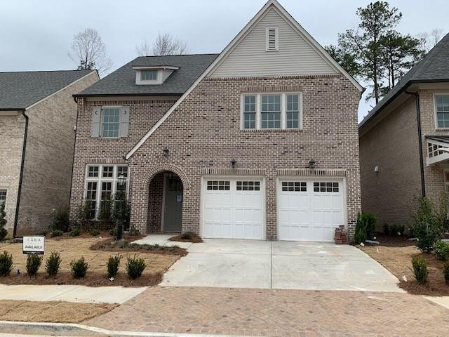 6467 Meridian Way, Sandy Springs, GA 30328 (MLS #6117692) :: The Hinsons - Mike Hinson & Harriet Hinson