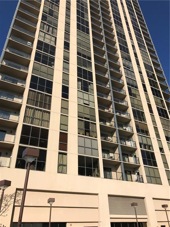 1280 W Peachtree Street NW #2103, Atlanta, GA 30309 (MLS #6120261) :: The Hinsons - Mike Hinson & Harriet Hinson