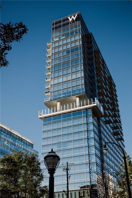 45 Ivan Allen Jr Boulevard NW #2105, Atlanta, GA 30308 (MLS #6122425) :: The Justin Landis Group
