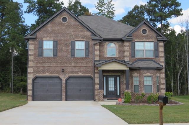 648 Caledon Way, Hampton, GA 30228 (MLS #6129179) :: The Zac Team @ RE/MAX Metro Atlanta