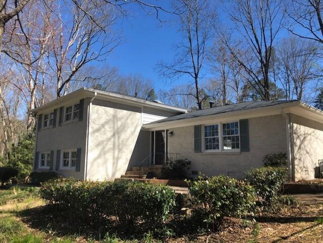3606 Inman Drive, Brookhaven, GA 30319 (MLS #6507584) :: Iconic Living Real Estate Professionals