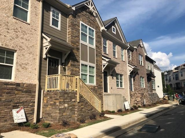 198 Mahnaz Drive #73, Atlanta, GA 30331 (MLS #6508978) :: North Atlanta Home Team
