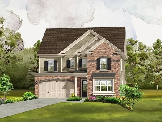 1134 Hannaford Lane, Johns Creek, GA 30097 (MLS #6509381) :: The Cowan Connection Team