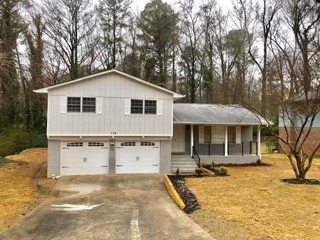 724 San Miguel Drive, Stone Mountain, GA 30083 (MLS #6511041) :: North Atlanta Home Team