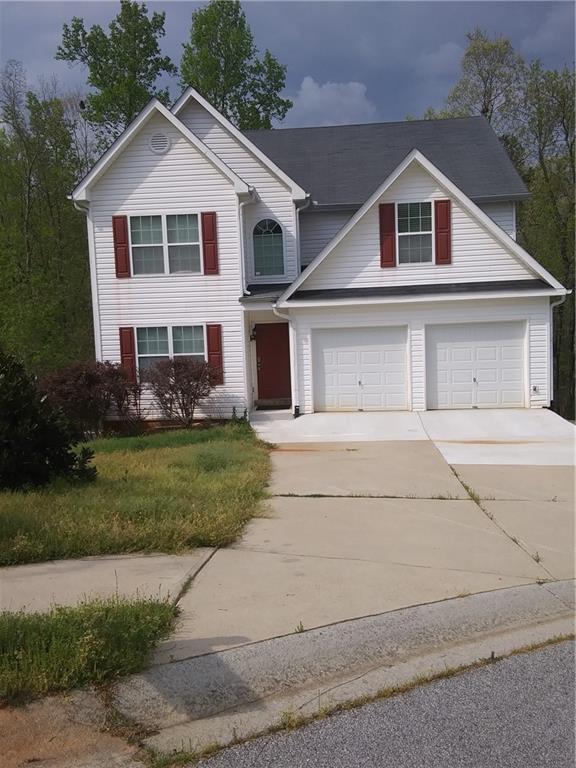 207 Millstream Ridge, Villa Rica, GA 30180 (MLS #6514675) :: Iconic Living Real Estate Professionals