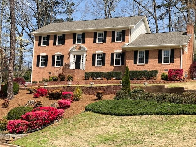1830 Vancroft Court, Dunwoody, GA 30338 (MLS #6516900) :: Iconic Living Real Estate Professionals