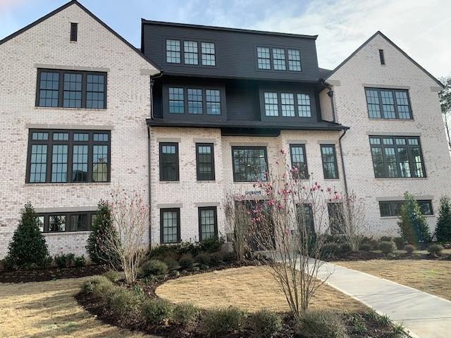 6440 Canopy Drive #605, Sandy Springs, GA 30328 (MLS #6517551) :: The Hinsons - Mike Hinson & Harriet Hinson