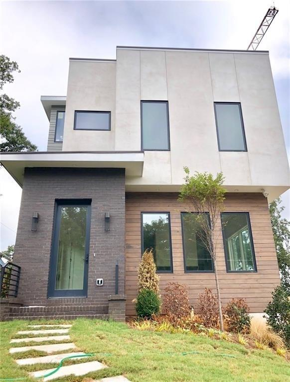 522 Boulevard Place NE One, Atlanta, GA 30308 (MLS #6518016) :: Iconic Living Real Estate Professionals