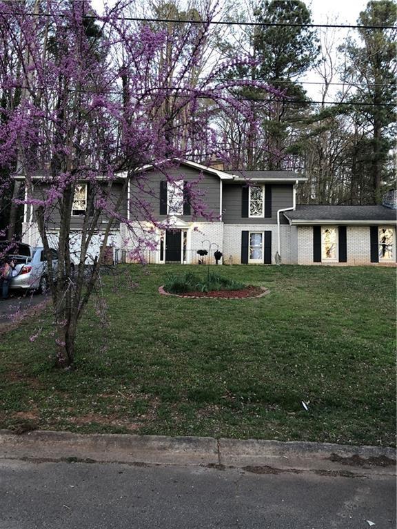 519 Joel Drive, Marietta, GA 30066 (MLS #6523447) :: Iconic Living Real Estate Professionals
