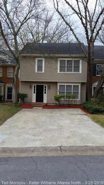 598 Salem Woods Drive SE, Marietta, GA 30067 (MLS #6524937) :: Iconic Living Real Estate Professionals