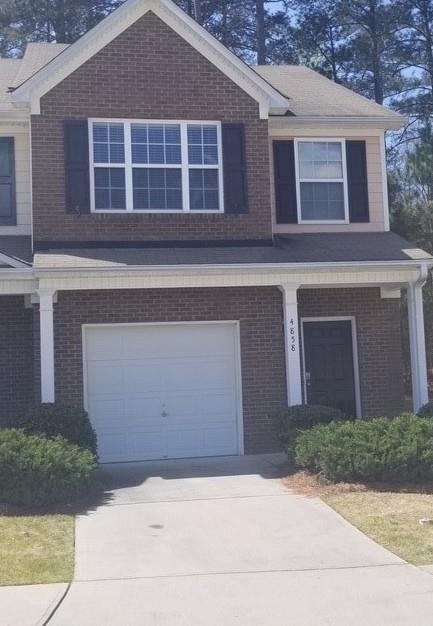 4858 W Park Circle W, College Park, GA 30349 (MLS #6528105) :: RE/MAX Paramount Properties